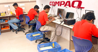 Compaq laptop service center Chennai